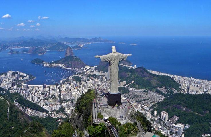 Rio De Janeiro, Brazil - Find Cheap Flights: http://666travel.com/cheap-round-trip-flights-from-brussels-belgium-to-rio-de-janeiro-brazil/