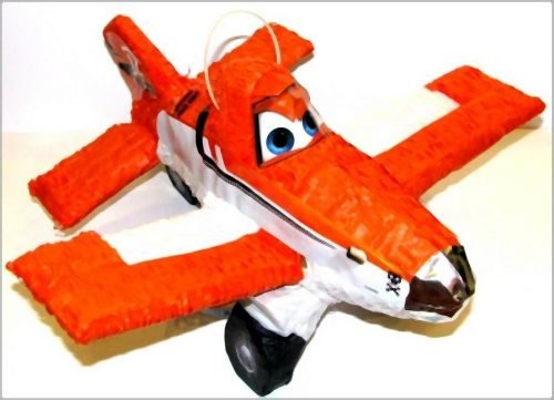 how to make airplane pinata