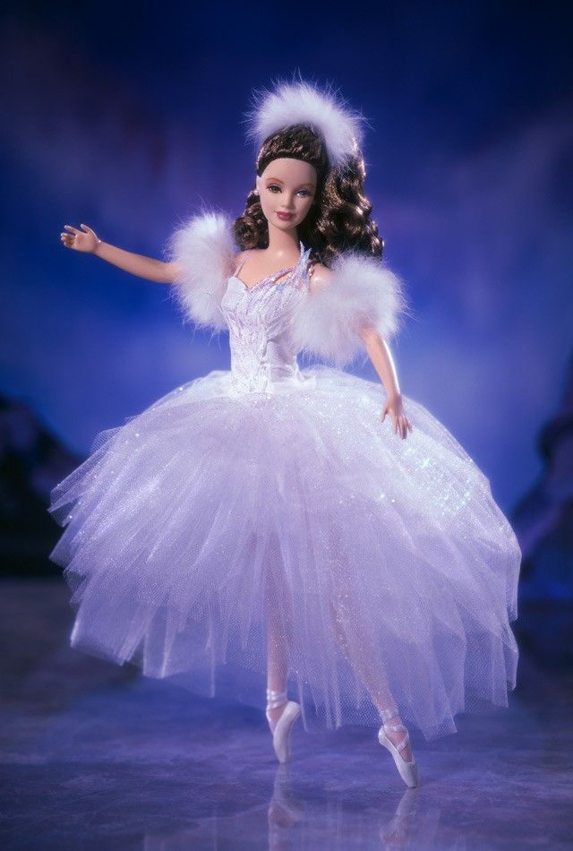 Barbie® Doll as Swan Ballerina from Swan Lake (Classic Ballet Series®)
