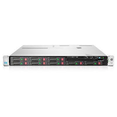 2x Intel Xeon E5-2630 (2.3GHz, 15MB), 16GB PC3-10600R, Smart Array P420i/1GB FBWC, 460W PS