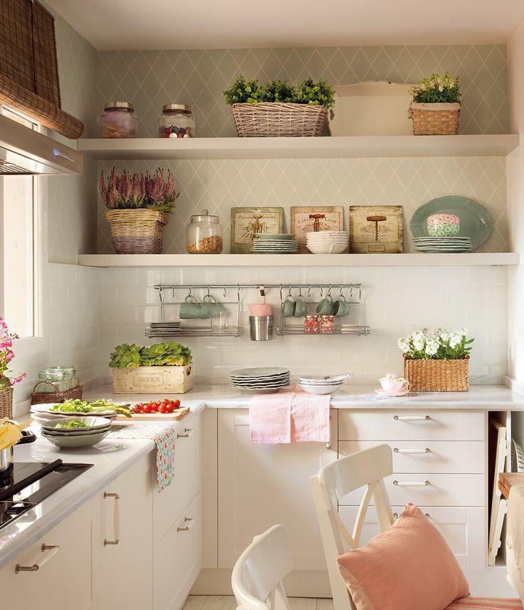 15 soluciones para tener tu cocina en orden · ElMueble.com · Cocinas y baños