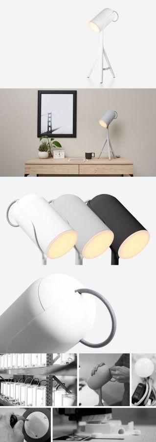Gantri – Model TL2 #designideas #designinspiration #design #productdesign #design #industrialdesign  #lamp #lampdesign #lighting #lightdesign #light #interiordesign #interior