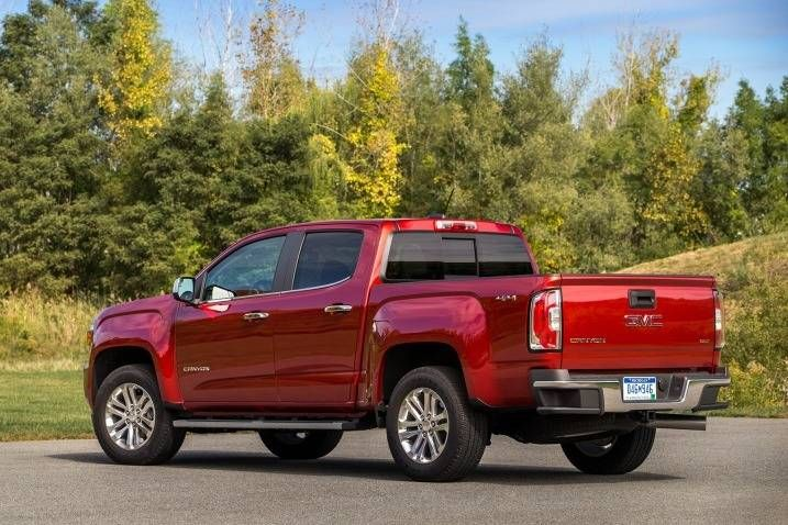 Best Trucks For Towing Gmc Canyon Gmc Fuel Economy