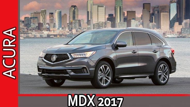 Acura MDX 2017 / Акура МДХ 2017 - Обзор от AUTO WORLD. RU