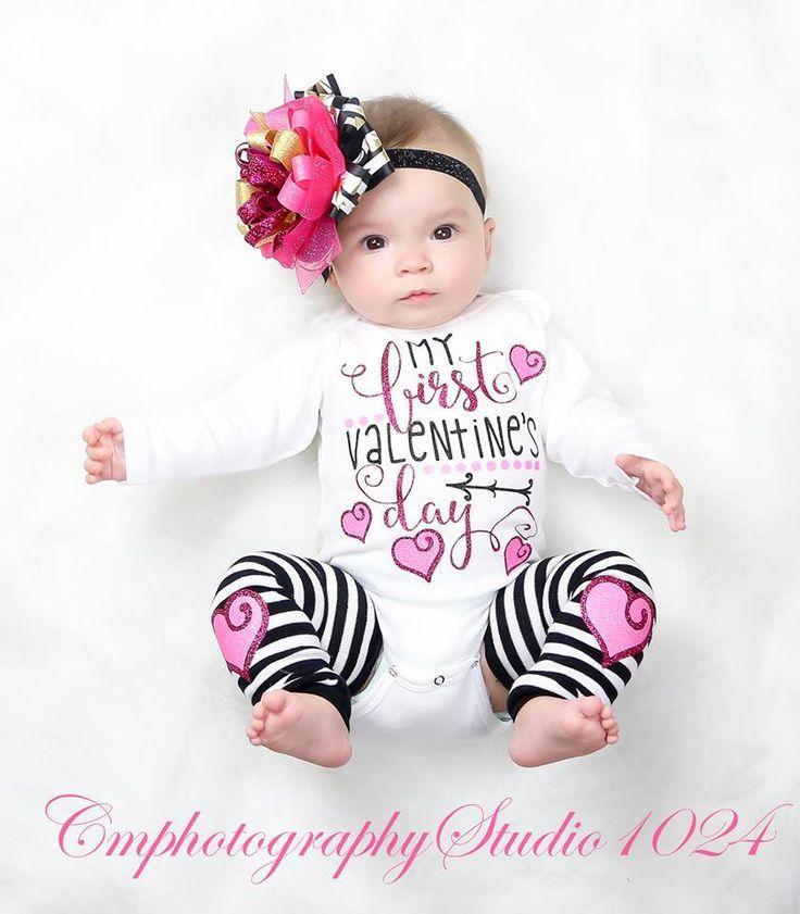 baby girlnewborn girlbaby girl onesiebaby outfitbaby bodysuit - Valentines Baby Outfit