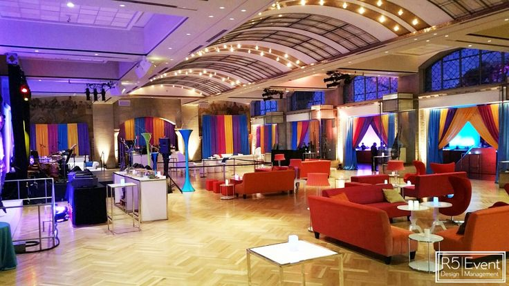 Corporate Event for N3 at The Royal Ontario Museum by R5 Event Design