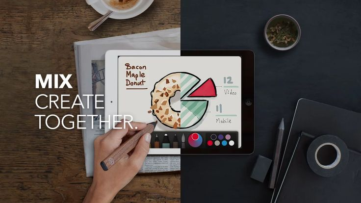 Never stare at a blank page again. Mix is the fastest way to start creating—find templates, get feedback, and meet new collaborators. Download the Paper app…