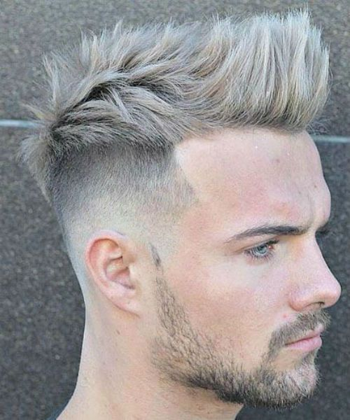 41 Of The Terrific Side Shaved Spiky Haircuts 2019 to Look