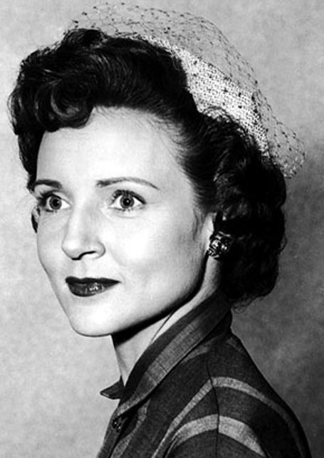 Betty White....