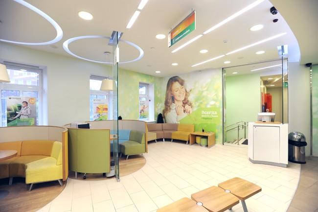 Обновленный дизайн офисов