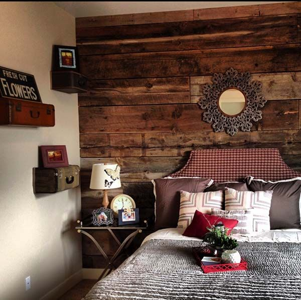Best 25+ Bedroom Feature Walls Ideas On Pinterest