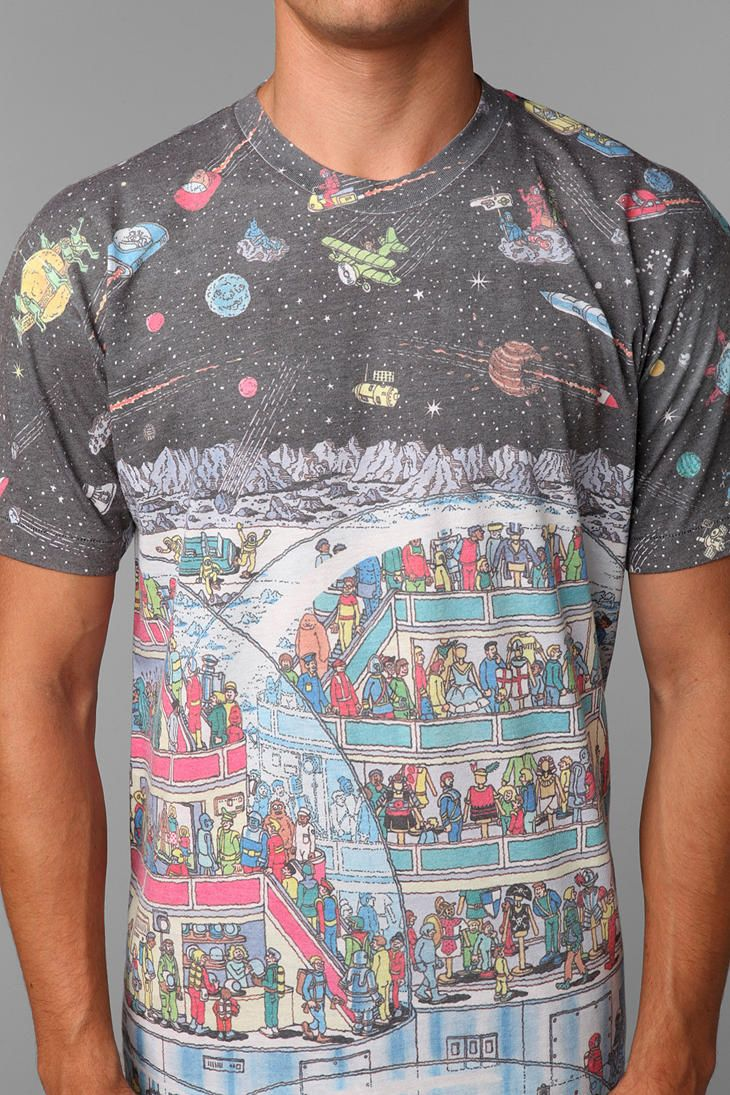 Shirt design measurements