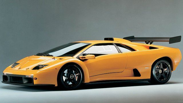 The Lamborghini Diablo used a 5.7L V12 that produced 510 hp. The top speed of this car was 202 mph and had a 0-60 mph time of 3.5 seconds. The worst part about this car was its price which is $238,000.