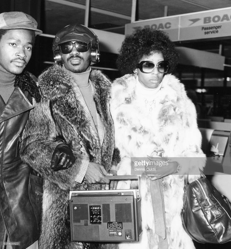 News Photo : Musician Stevie Wonder and his co-writer Yvonne...