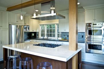 Islands cooktop contemporary kitchens kitchens inspiration kitchens