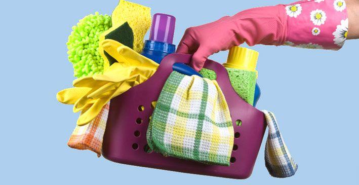 Come Organizzare le Pulizie di Casa