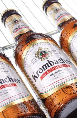 Three global non-alcoholic brews worth drinking! Find the Krombacher here: http://premiumnearbeer.com/krombacher-non-alcoholic-pils-0-5-24x330ml-bottles/