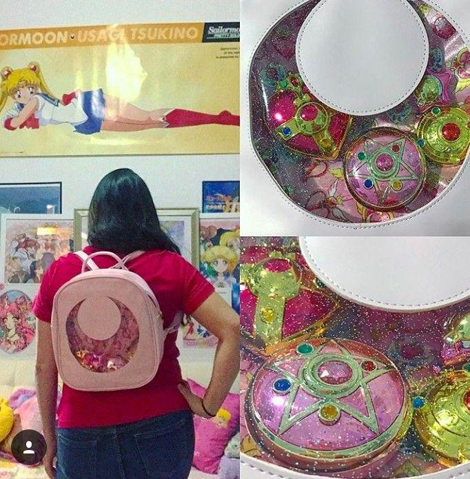 Sailor Moon Inspired Ita Backpack; Custom Ita Bags