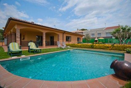 Villa Sils, Sils, Costa Brava