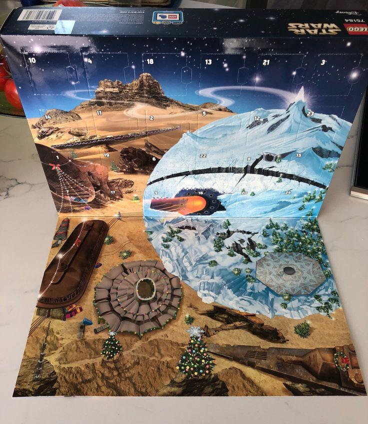 And the @LEGO_Group @starwars Advent calendar awaits the 1stpic.twitter.com/Q3m0rFLKED Florida SEO  Brevard SEO  SEO Biz Marketing