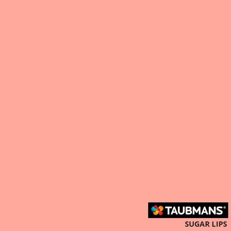 #Taubmanscolour #sugarlips