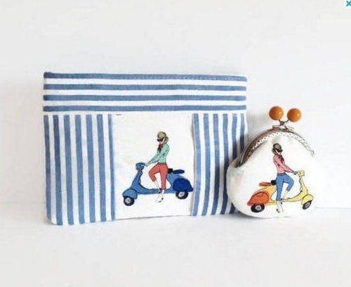 Christmas Gifts for an Italian Girl! Vespa!