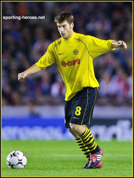 Torsten FRINGS Borussia Dortmund