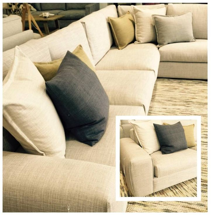 Willow Modular Sofa Made In Melbourne Upholstered James Dunlop Padova Fabric Sofas