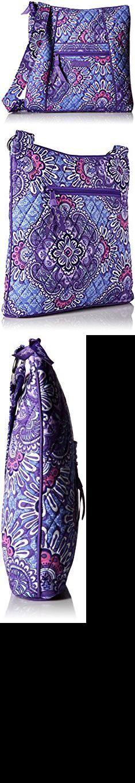 Vera Bradley Purple Purse. Vera Bradley Hipster, Lilac Tapestry.  #vera #bradley #purple #purse #verabradley #bradleypurple #purplepurse