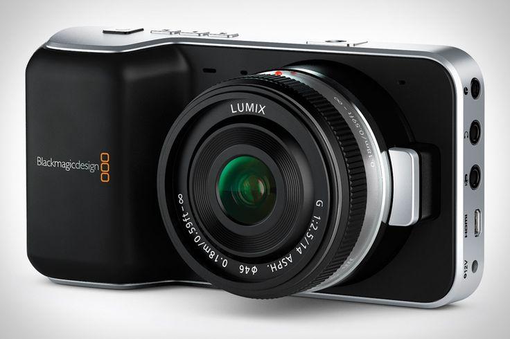 Blackmagic Pocket Cinema Camera - Stark Insider Top 5 Best DSLR Cameras for Shooting Video