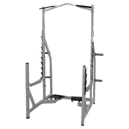 Hammer Strength Multi Squat Rack