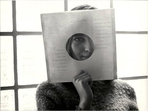 Anna Karina in Le petit Soldat directed by Jean Luc Godard, 1960
