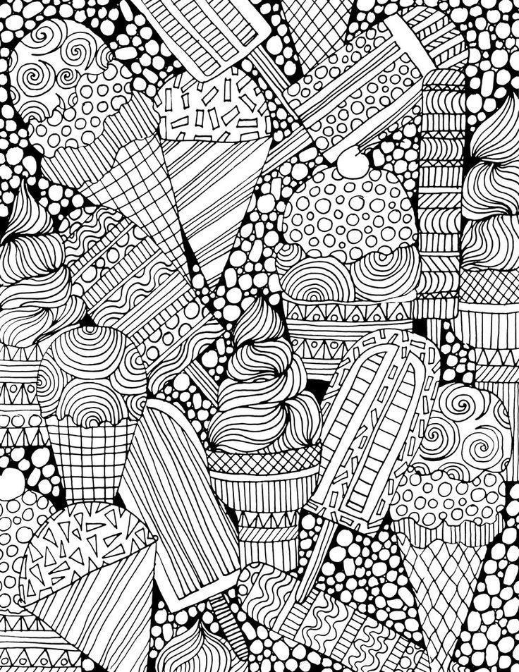 1351 Best Zentangles I Mes Images On Pinterest