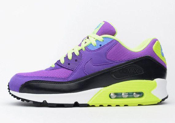 Nike Air Max 90 'Hyper Grape'   KicksOnFire.com