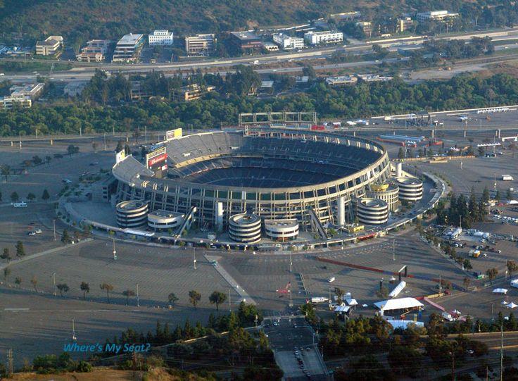 Qualcomm Stadium, San Diego CA