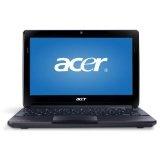 "Acer Aspire One AO722-0022 Notebook AMD Dual-Core Processor C-60 (1.00GHz) 11.6"" 4GB Memory DDR3 1066 500GB HDD 5400rpm AMD Radeon HD 6290"