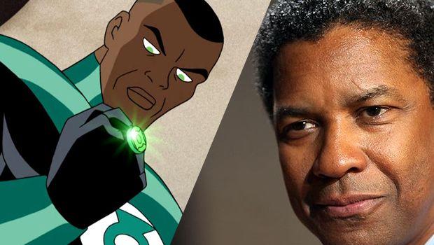 Denzel Washington pode interpretar o Lanterna Verde em Batman vs. Superman - Notícias - Cinema10.com.br