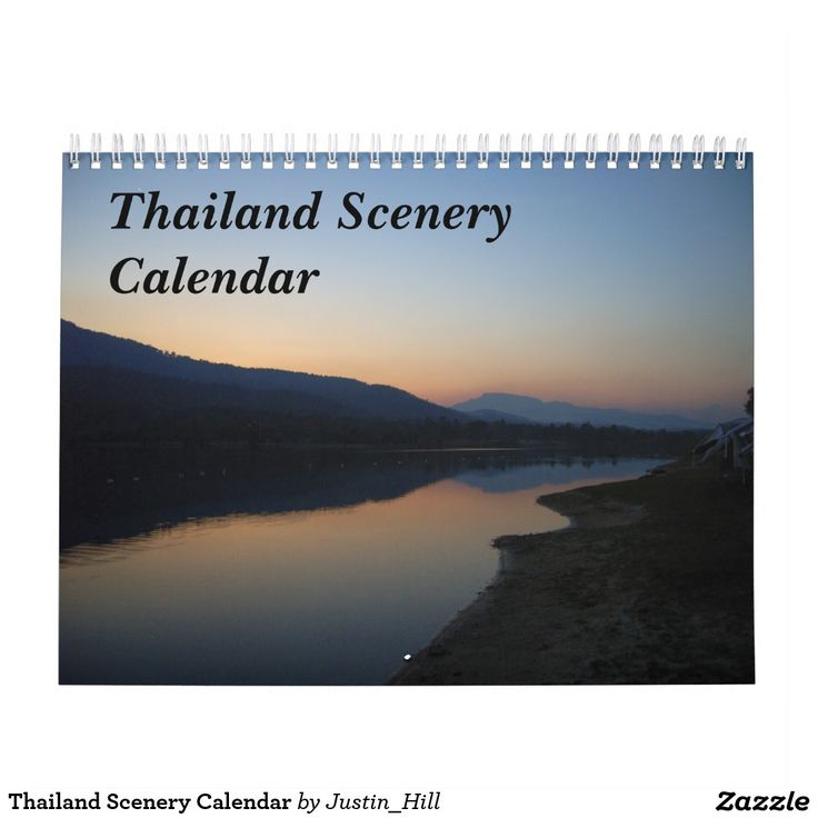 Thailand Scenery Calendar :- This calendar features a selection of scenic views photographed over a couple of years in the Kingdom of Thailand. 13 photographs for the price of 12...what a bargain! #thailand #photography #omkoi #chiangmai #nature #tropical #oriental #orient #thai #calendar #natural #beauty #scenery #mountains #lake #lakes #mountain #field #fields #newyear #christmas