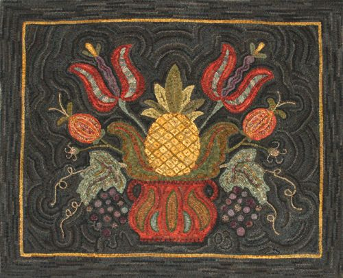 Find This Pin And More On Primitive Rug Hooking.