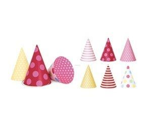 Pink Style Party Hats, Hats