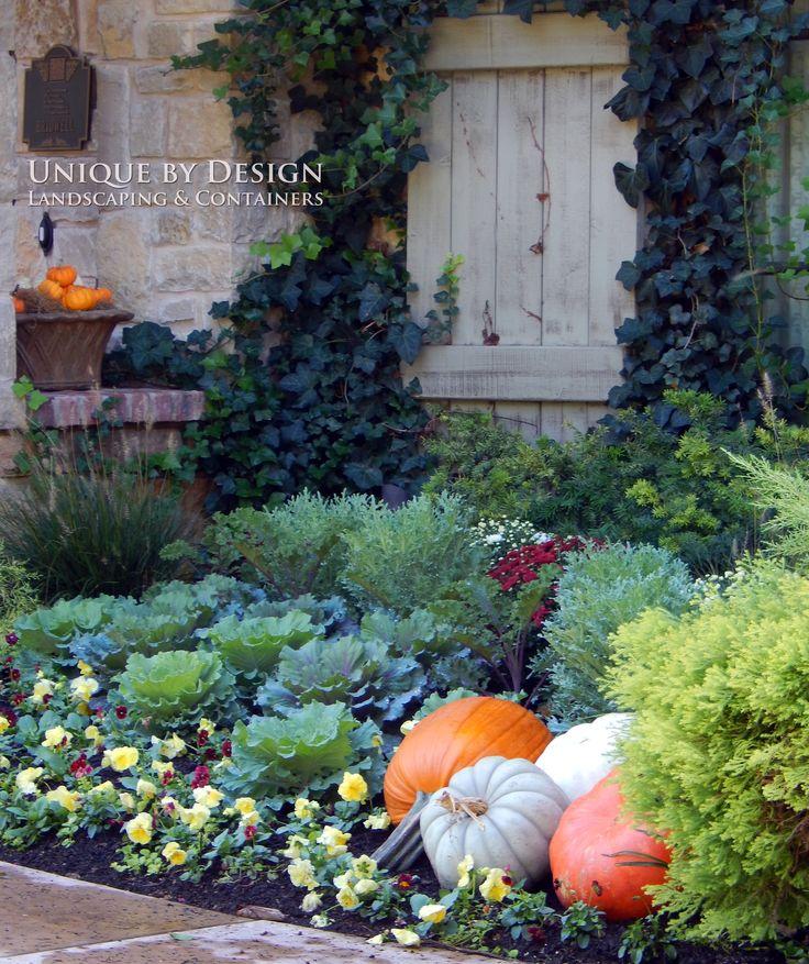 Fall Flower Garden. Trendy With Fall Flower Garden. Beautiful Tips ...