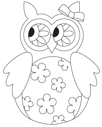 Scrapbook & Cards Today - Free Digital Stamp  Whoooo loves SCT readers? We do! To show you how much, we are offering you this adorable owl digital stamp created by Be...