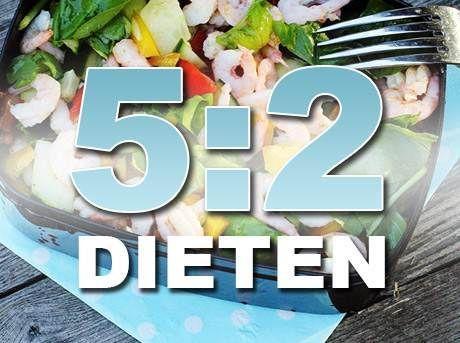 Gå ner i vikt med 5:2 dieten – Tasteline