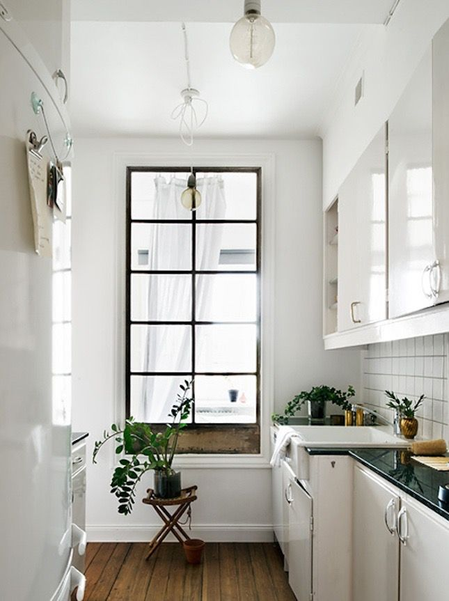 Grey And White Galley Kitchen 289 best kt ~ small & galley images on pinterest | dream kitchens