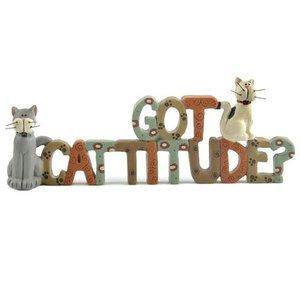 Office Desk Decor Items - Cat, Dog & Horse Themes  THIS WOULD B MY CAT!