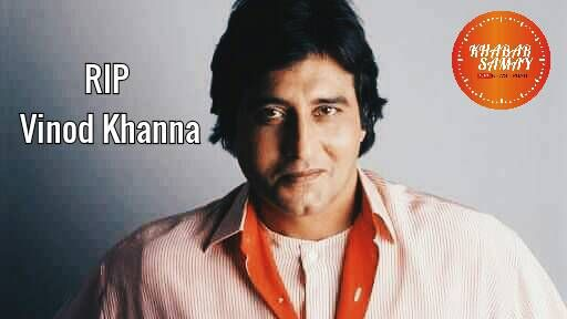 ​Veteran actor and Member of Parliament Vinod Khanna - died of cancer at Sir HN Reliance Foundation Hospital, at 11.20am this morning.He was 70. Khanna was admitted on March 31 with complications arising out of severe dehydration. But he succumbed to the disease this morning.   #Bollywood #cancer #indian cinema #khanna #movies #Mumbai #vinod khanna