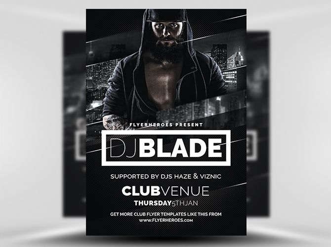 39 best Flyers images on Pinterest Templates, Christian and - black flyer template