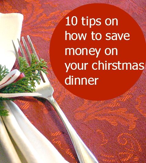 How to save money on your Christmas dinner