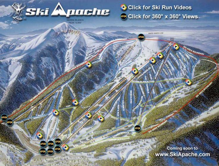 ski apache. ruidoso, new mexico. Next month!