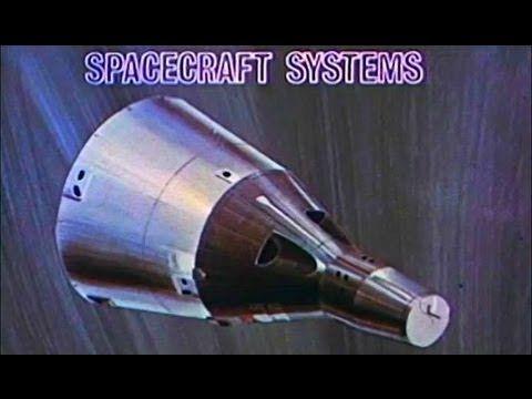 "Gemini Spacecraft: ""Project Gemini Status Report No. 2"" 1965 NASA: http://youtu.be/Otbib0IbYGY #Gemini #Spacecraft #spaceflight"